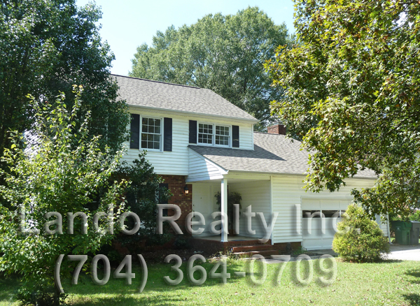 Address  8709 Nightingale Ln  City  Charlotte State  NC Zip Code  28226   Price   1 250  Beds  4  Baths  2 5. Lando Realty Inc    4 bedroom 2 car garage house for rent Charlotte